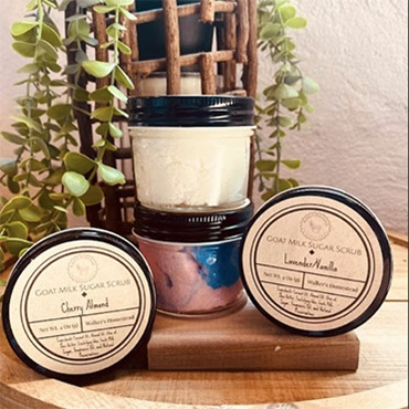 Goat Milk Soap and Bath Products